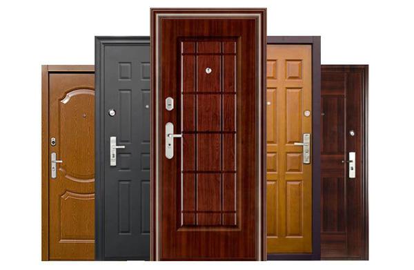 Входные двери: особенности внешней отделки