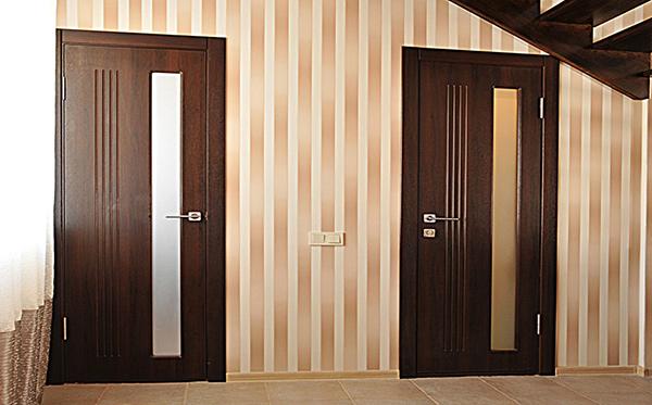 Выбор двери для дома: выбор межкомнатных дверей