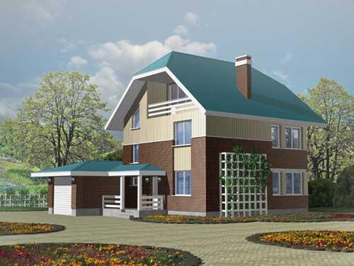 Выбираем проект загородного дома