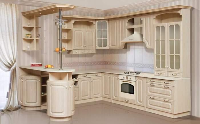 Мебель: выбираем кухню