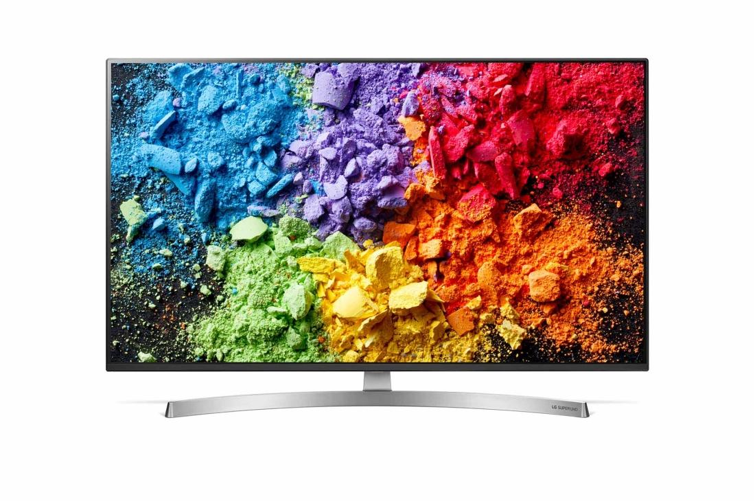 TV 4K LG 49SK8500