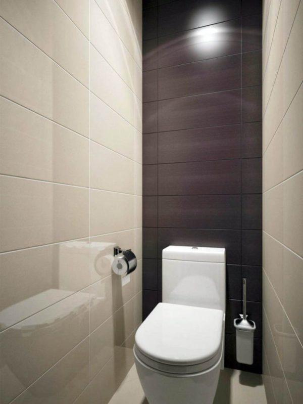 Дизайн туалета 2 кв.м без ванной: фото, отделка | DomoKed.ru
