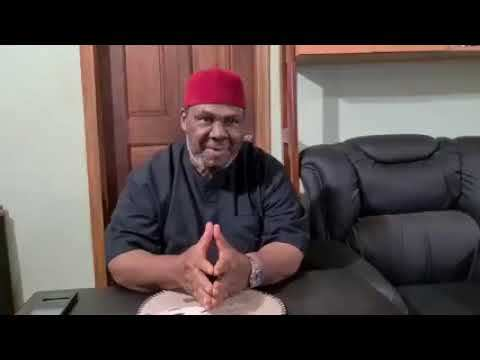 Pete Edochie Endorses The 2023 Presidential Ambition Of His Son, Yul Edochie