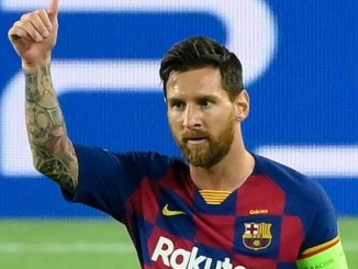 Lionel Messi Forced To Leave