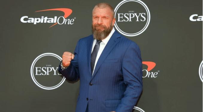 Triple H undergoes a surgery after a cardiac event