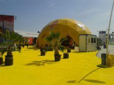 Dome 14 m