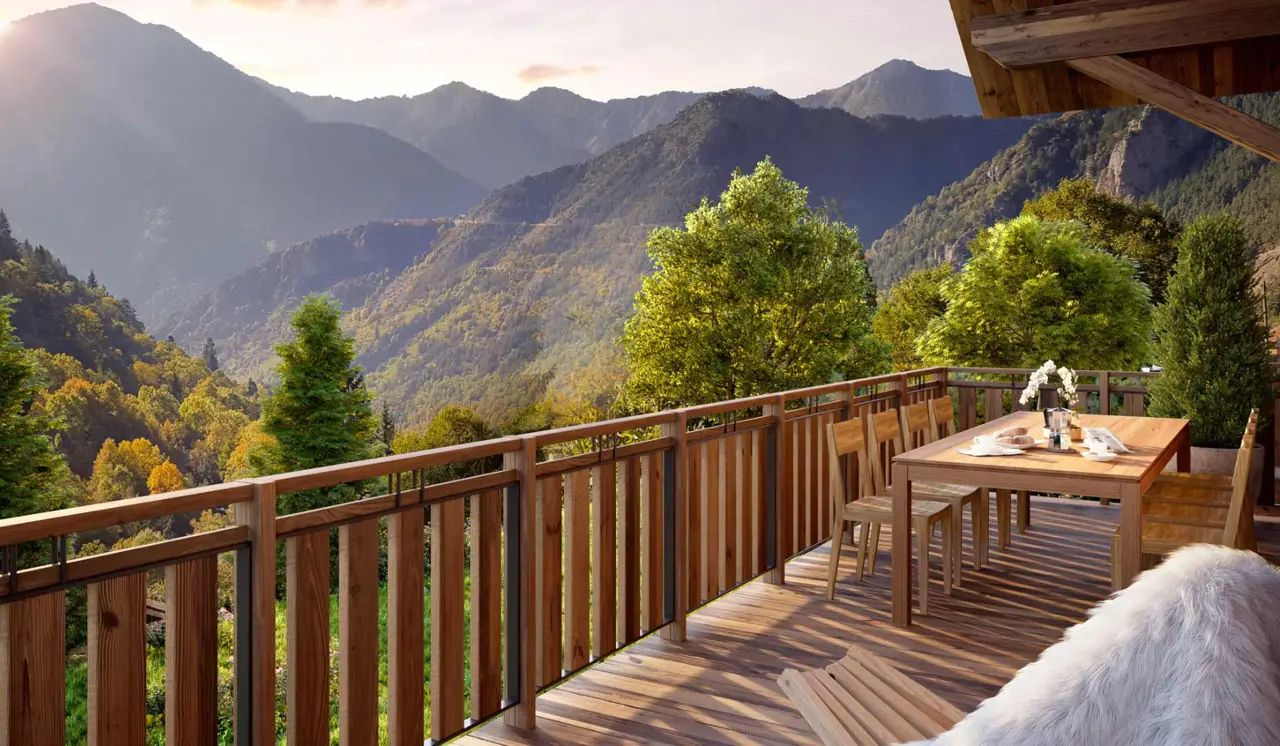 Pure Montagne Resort 2