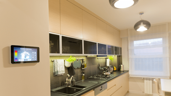User-Interface Smart Homes