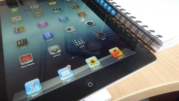 iPad of Android-tablet