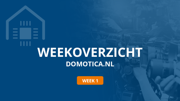 weekoverzicht week 1