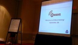 Formacion Z-Wave Atlanta