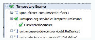 Listado check temperatura exterior