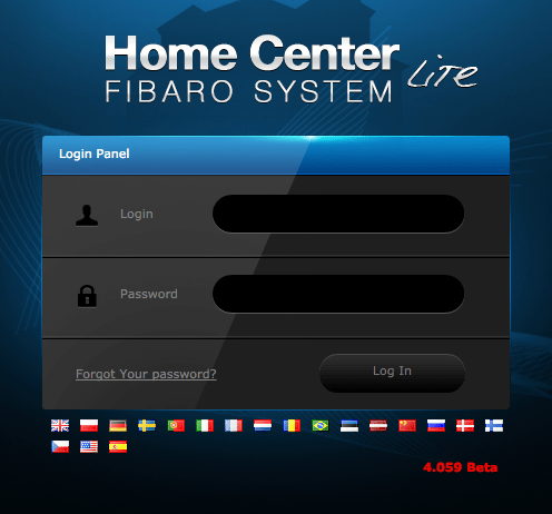 Fibaro firmware beta
