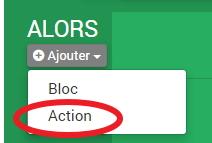 Alors - Action