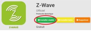 Installer En Stable