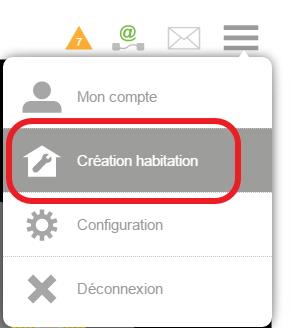 Création Habitation