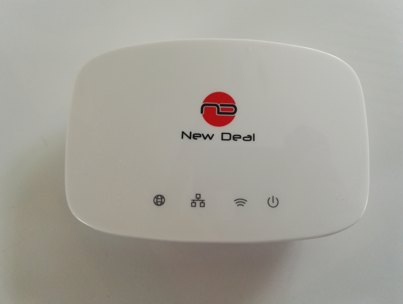 New deal wi fi control domotique technoseb27 for Meuble tv wifi