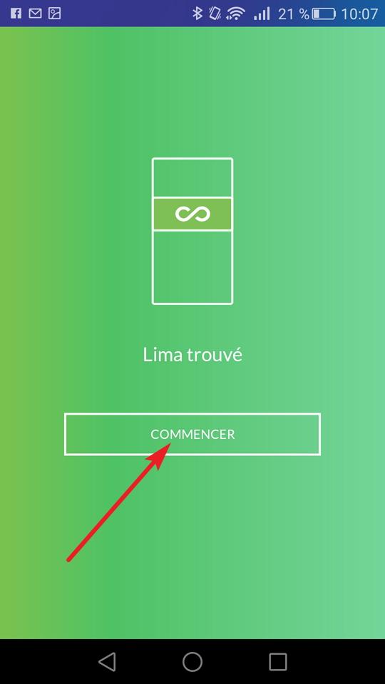 Lima Trouvé