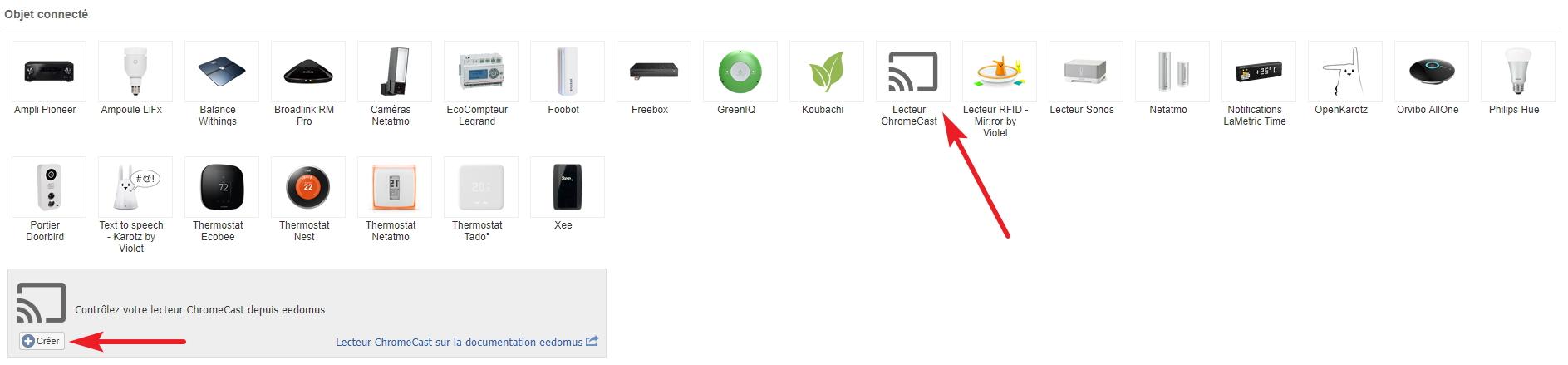 Ou Home Google Utilisation Eedomus Chromecast Domotique Du Sous Yb76vfgy