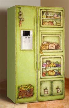 Добрым утром, день холодильника открытки