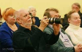 Журналист, фотограф и писатель Владимир Желтов