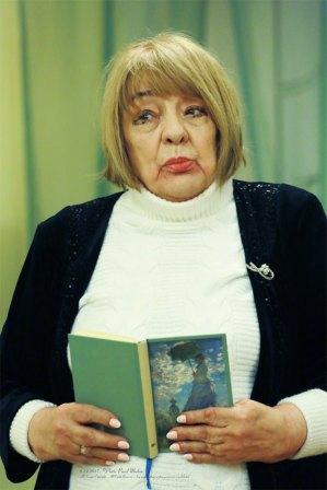 Лидия Гладкая, поэт и писатель, первая жена Глеба Горбовского.