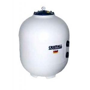 Бочка для фильтра Cristall бок. подсоед. 750 мм