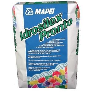 Mapei Добавка к раствору Idrosilex pronto (белый), мешок 25 кг