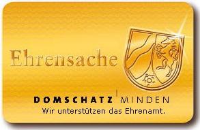 Der Domschatz Minden ist Partner der Ehrenamtskarte NRW. Foto: PR