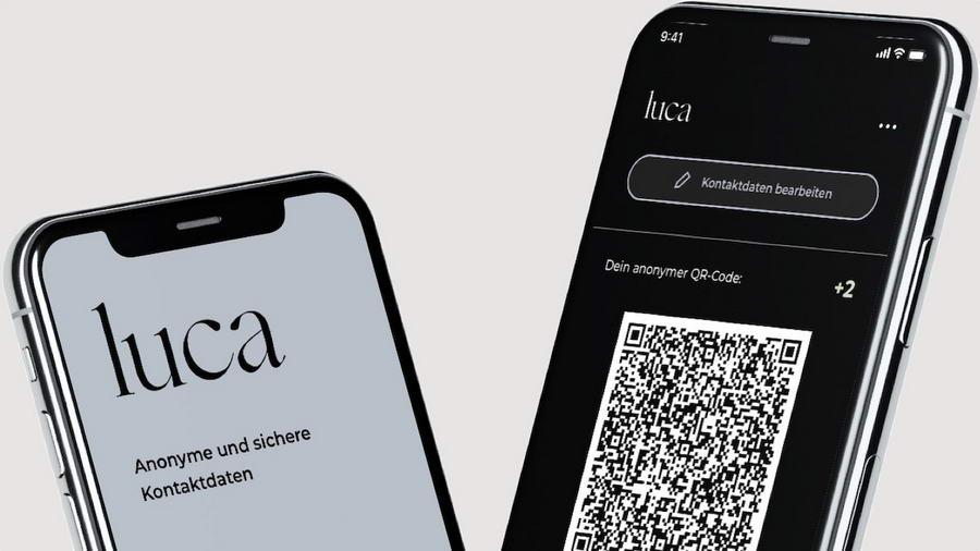 Die luca-App hilft bei der Kontaktnachverfolgung - auch im Domschatz Minden. Foto: luca-App