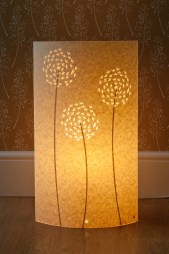 Allium floor lamp