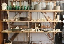 Cheeseboard shelving