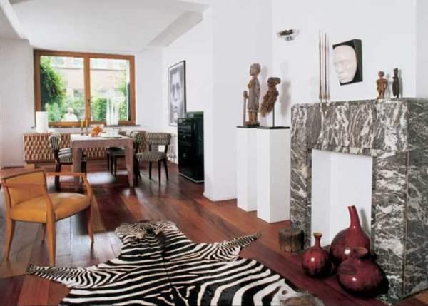 Safari Style Home Decorating and Safari Decorating Tips