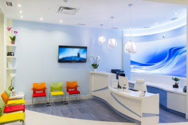 intérieur design d une salle d attente