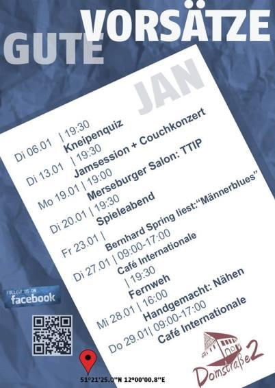 Januar Programm