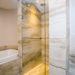 Szklana kabina prysznicowa SK3