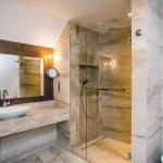 Szklana kabina prysznicowa SK4