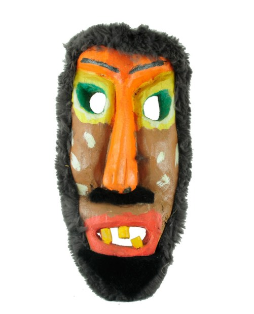 Maska obrzędowa