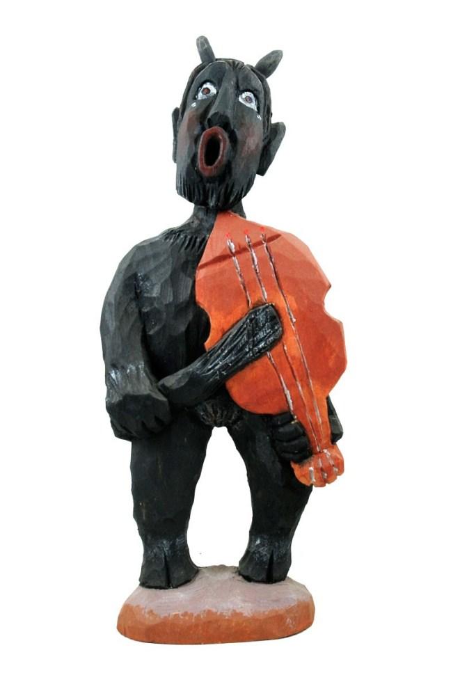 diabeł ze skrzypcami - R. Miklaszewski