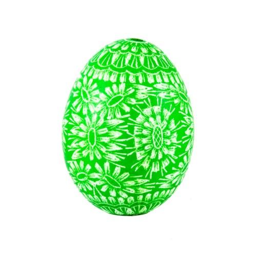 Kraszanka zielona