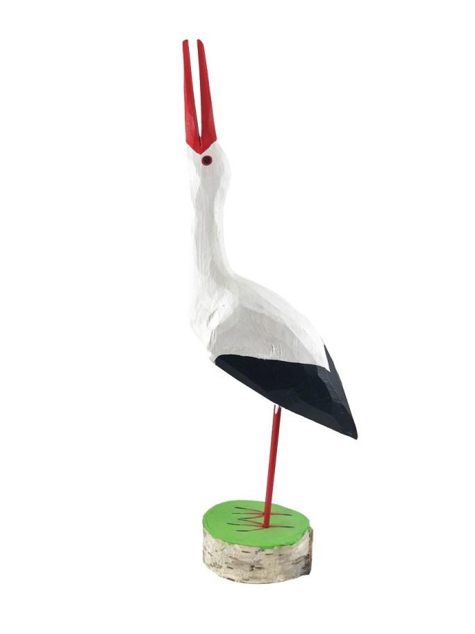 Ptak bocian