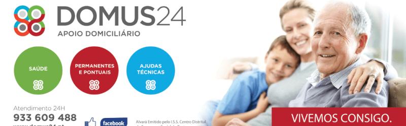 DOMUS 24® | Apoio Domiciliário - Protocolos