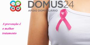 DOMUS 24®   Apoio Domiciliário - Outubro Rosa