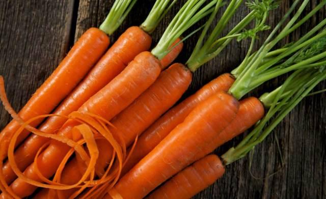 DOMUS 24® Apoio Domiciliário - Alimentos Antioxidantes - Cenouras