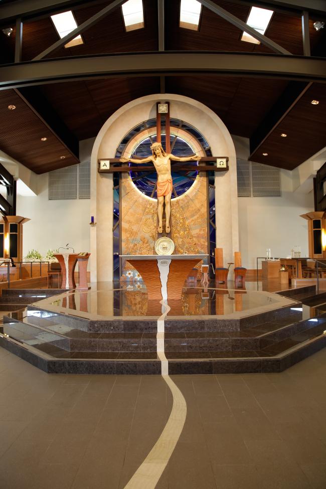 Religious Architecture Our Lady Of Mt Carmel Catholic