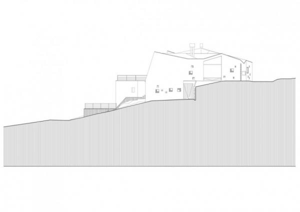 Casa S от Alric Galindez Architects