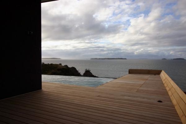 Вилла Korora от Daniel Marshall Architects