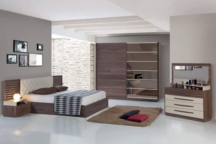 غرفة نوم مودرن تركي