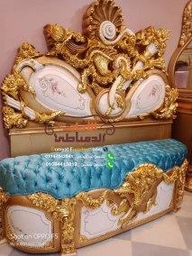 غرفة-نوم-ذهبية
