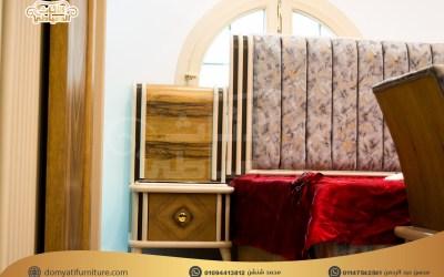 أحدث وأشيك غرف نوم للعرسان كاملة مودرن 2022